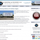 Web Design for Moving Companies