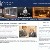 Colonial Law Firm Richmond Midlothian