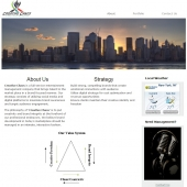 Entertainment Management Web Design