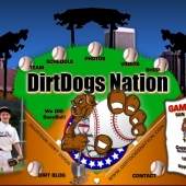 Dirt Dogs Nation Baseball Team