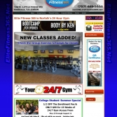 Elite Fitness 365 Health Club