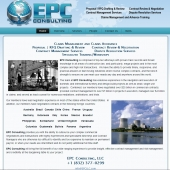 EPC Consulting Web Design