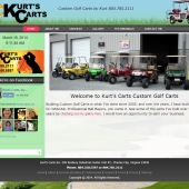 Kurts Custom Golf Carts
