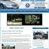 Mitch Carr Mercedes Repair Specialists