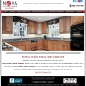 NOVA Kitchen Bath and Basement