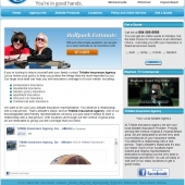 AllState Insurance Agent Website Design