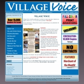 Village Voice Online Newspaper