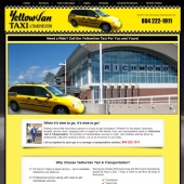 Yellow Van Taxi Services Richmond