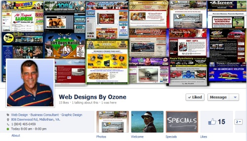 Fan Page Creation Services from $49