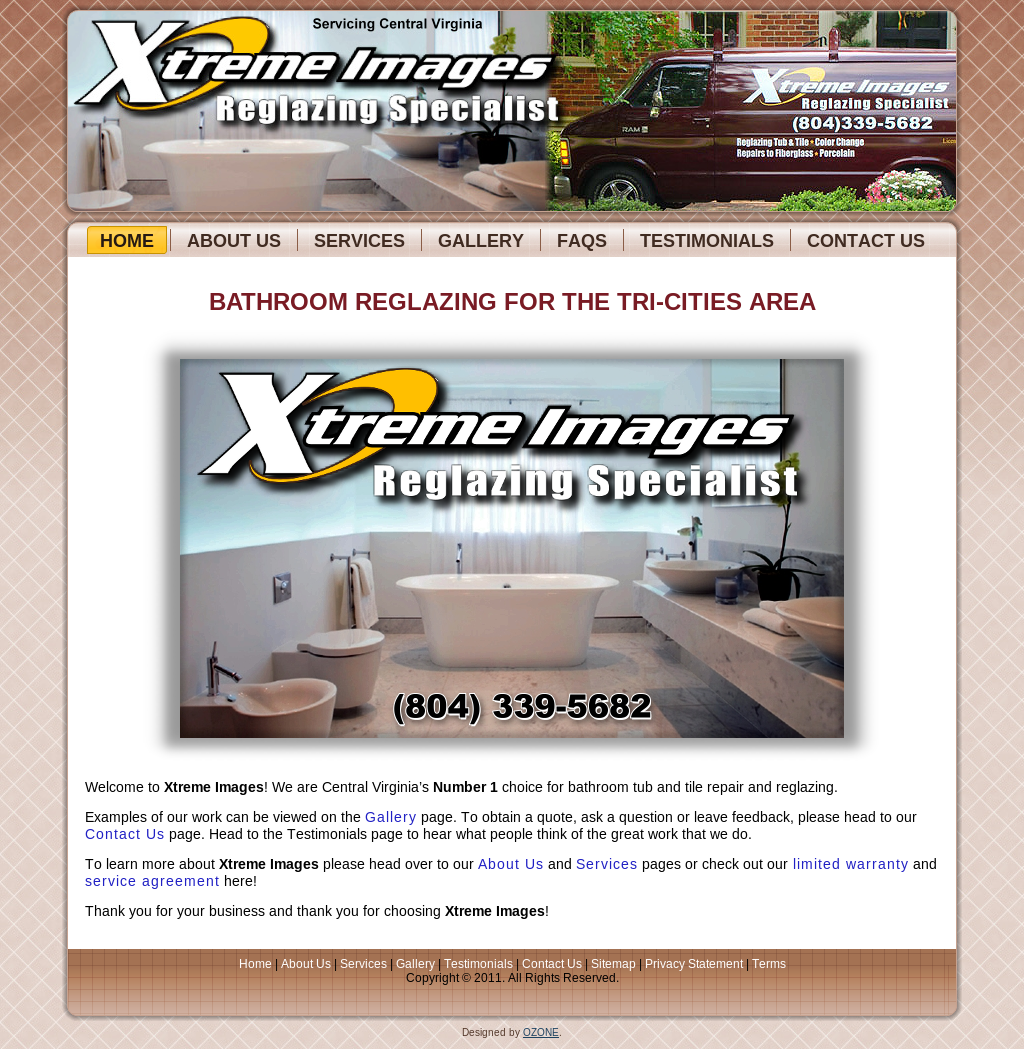 Xtreme Images Reglazing Specialists In Richmond Va