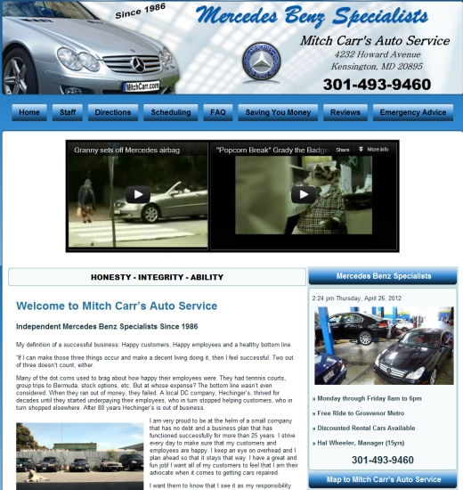 Welcome to mercedes benz of alexandria your local autos post for Mercedes benz collision center alexandria va