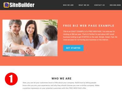 Free Web Page Design Demo1