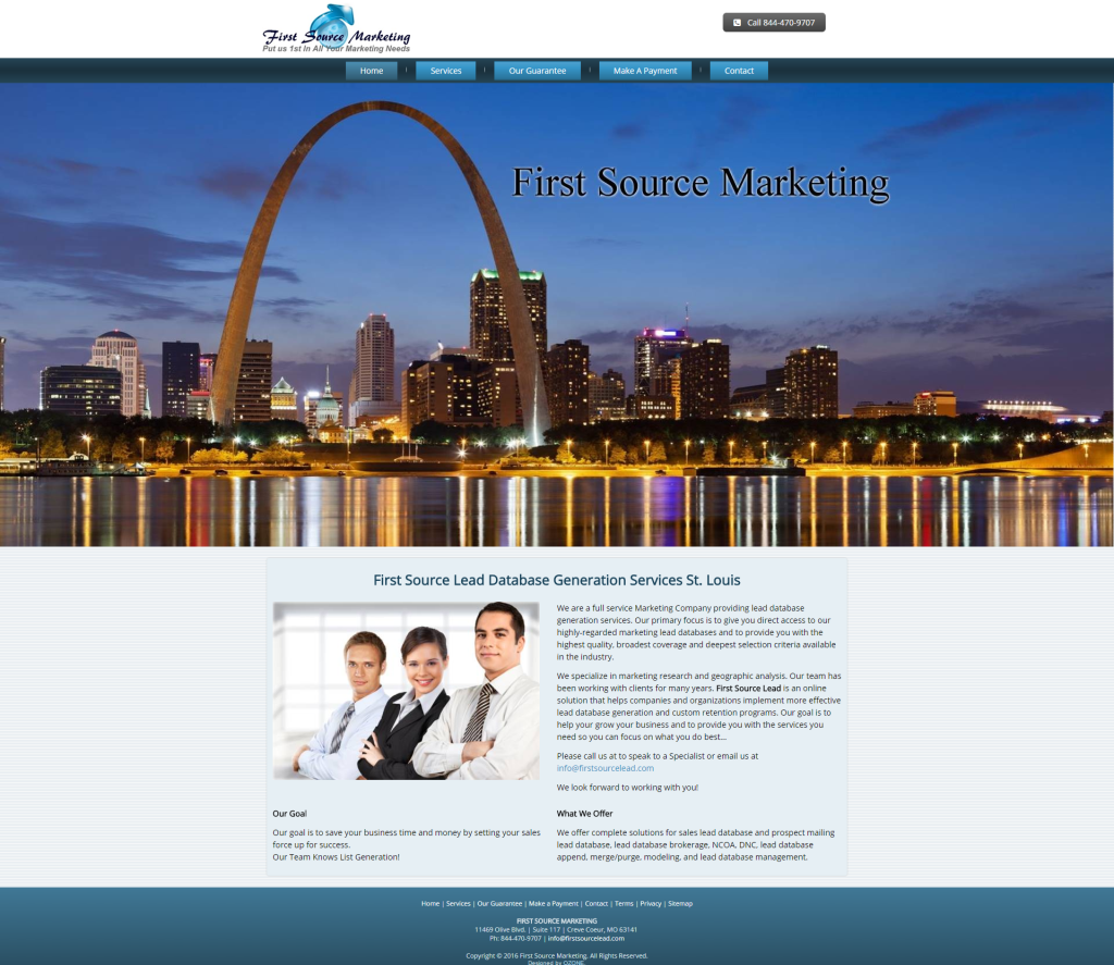 Discount Web Designs St. Louis