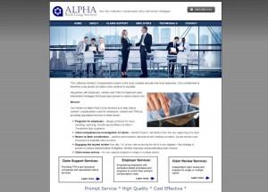 Alpha Workman's Comp