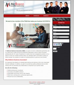 Business Associates Web Design
