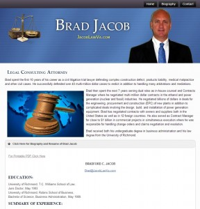 Web Designs for Attorneys Lawyers