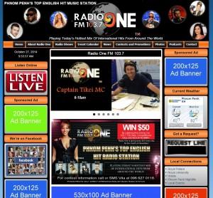 Radio Station Cambodia